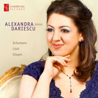 Alexandra Dariescu plays Schumann, Liszt & Chopin