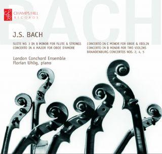 J.S. Bach Concertos