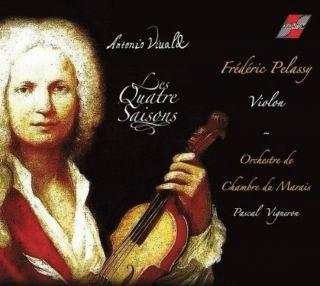 Antonio Vivaldi: Les Quatre Saisons Opus 8