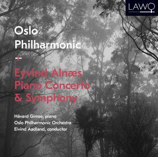 Eyvind Alnæs Piano Concerto & Symphony