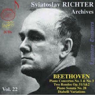 Sviatoslav Richter: Archives Vol. 22