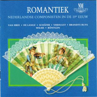 Romantiek Nederlandse Componisten in de 19 Eeuw