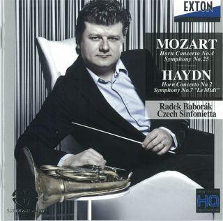 Horn Concertos / Symphonies