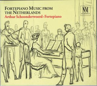 Fortepiano Music From The Netherlands