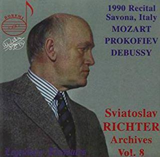 Richter Archives Vol.8