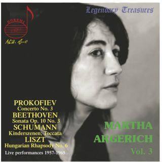 Legendary Treasures - Martha Argerich Vol. 3