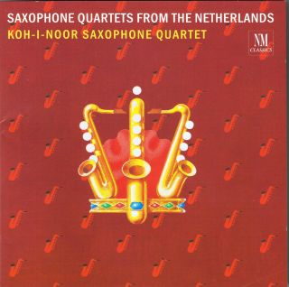 Saxophone Quartets from the Netherlands
