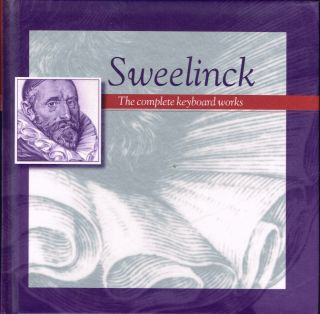 Sweelinck The complete Keyboard works (9CD