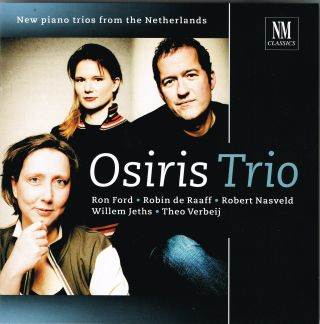 New Piano trios from The Netherlands