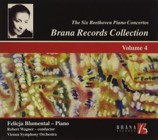 Beethoven: Brana Records Collection, Vol.4