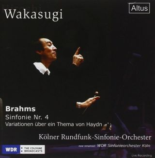 Symphony No.4/Variations on a Theme by Haydn