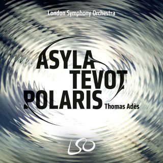 Adès Asyla, Tevot, Polaris (SACD BluRay)