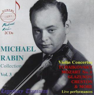 Rabin Vol.3 Live