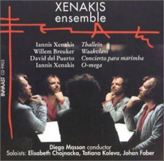Xenakis Ensemble