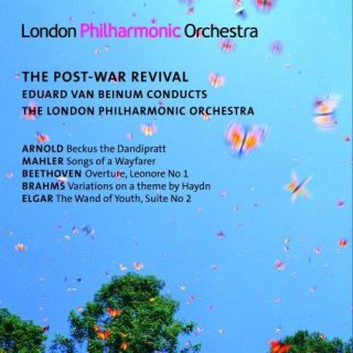 The Post-War Revival - Arnold, Mahler, Brahms & Edward: Orchestral Music