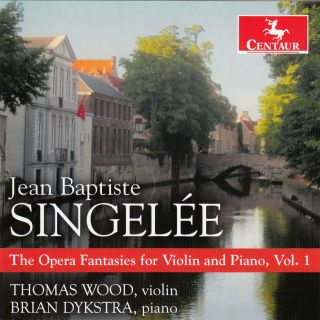 The Opera Fantasies for Violin and Piano, Vol. 1