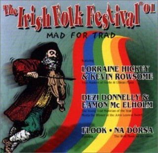 Irish Folk Festival 2001