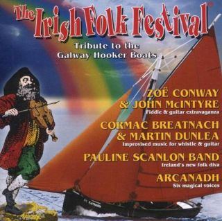 Irish Folk Festival - Galway Hooker
