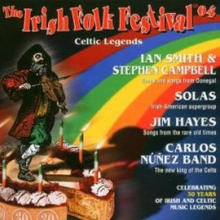 Irish Folk Festival 2004-celtic Leg