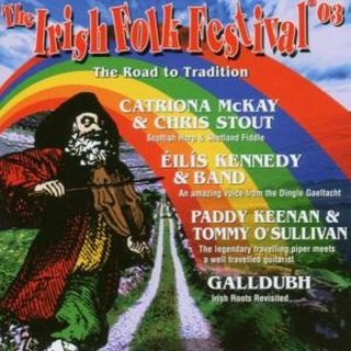 Irish Folk Festival 2003-road To Tr