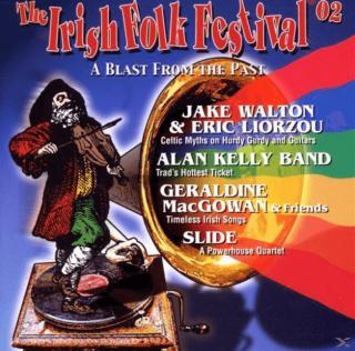 Irish Folk Festival 2002-a Blast Fr