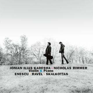 Enescu & Ravel & Skalkottas, Violin Sonatas