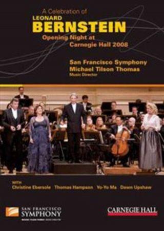 A Celebration of Leonard Bernstein
