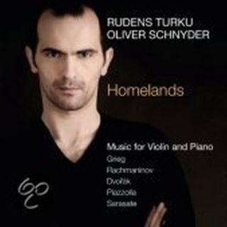 Dvorak, Piazolla, Grieg, Rachmaninov