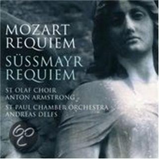 Mozart and Sussmayr Requiems