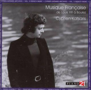 Musique Française de Louis XII à Boulez