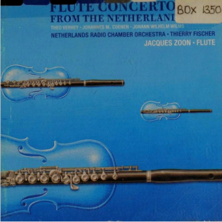 FLUTECONCERTOS FROM THE NETHERLANDS
