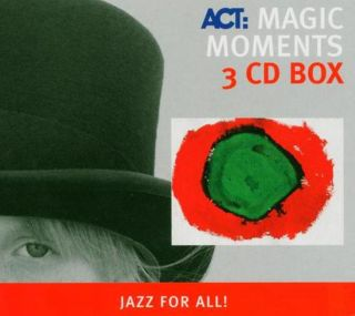 Act Magic Moments 3-cd-box Set
