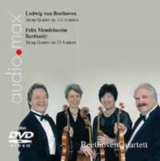 Streichquartett Op.132/Streichquartett Op.13