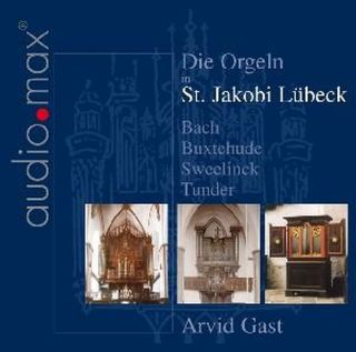 Orgeln in St. Jakobi Lübeck