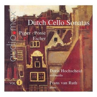 Dutch Cello Sonatas Vol.1