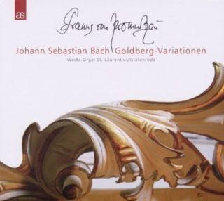Johann Sebastian Bach, Goldberg-Variationen BWV 988