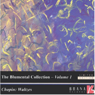 Chopin: Waltzes: Blumental Coll. Vol.1