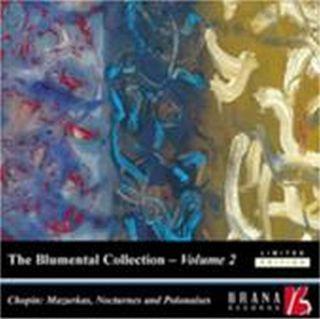 Chopin: Mazurkas, Nocturnes, Polon.: Blum. Vol.2