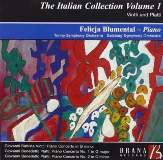Viotti, Platti: The Italian Collection Volume 1