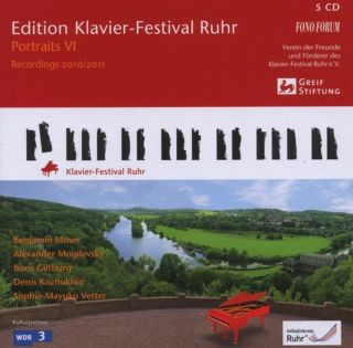 Portraits VI (Edition Ruhr Piano Festival Vol. 28)