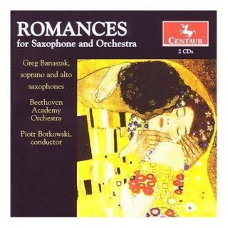 Romances For Saxophone And Orchestra