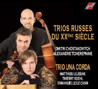 Trios russes du XXème siècle