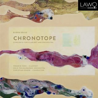 Chronotope: Concerto for Clarinet and Orchestra