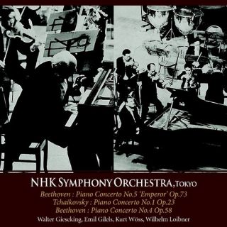 Piano Concerto No.5/Sonata/Piano Concerto No.1/...