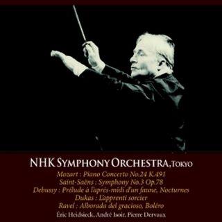 Piano Concerto No.24/Passacaille/Symphony No.3/...