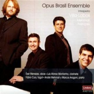 Opus Brasil Ensemble plays Villa-Lobos