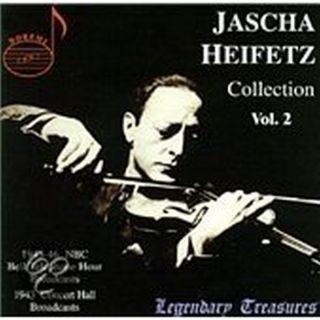 Heifetz Collection Vol.2