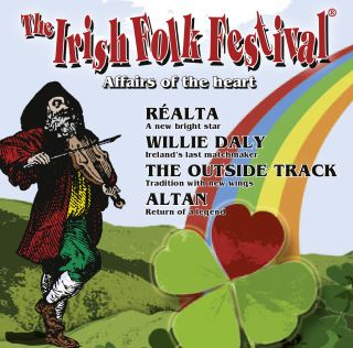 Irish Folk Festival - Affairs of the heart