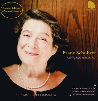 Late piano sonatas (4 CDs   Bonus DVD)