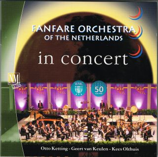 Fanfare Orchestra of the Netherlands in concert